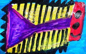 深海魚ラブちゃんの愛 - 笹谷正博