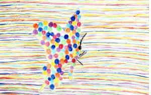 蝶々 - いしだちょこ