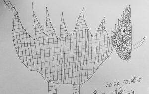 恐竜シラットの闘い - 笹谷正博