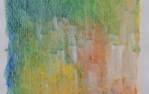 秋雨いろいろ - ゆき