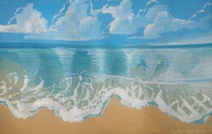 青空と海 - Mika Neichi