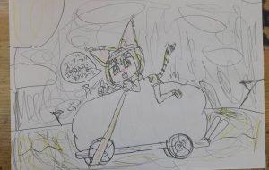 サーバルカー - ひーくん