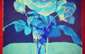 青い薔薇 - 阿部貴志