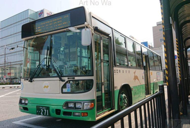 夏の思い出、大和西大寺駅にて。