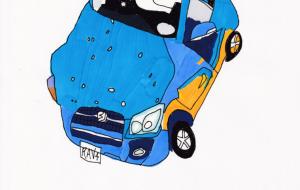 トヨタRAV4 - ひみーり