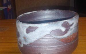 植木鉢「陶芸作品」 - マスさん