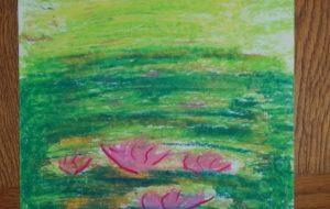 ハス「ドロの中で、ハスは咲く」 - マスさん