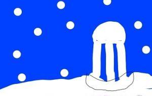 夜の雪 - トゥー・A・ルルカ