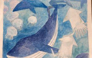 海洋生物 - ねこライス