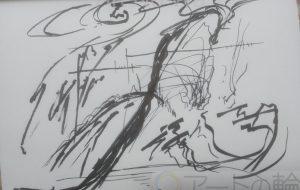 のびのび抽象画 - 情報資格試験