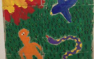 蛇と鳥に襲われる夢をみる男 - シンゴ