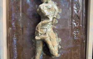 インド、カジュラホの女神 - 大野貴士