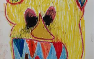 大きな牙をもつ怪物 - シンゴ