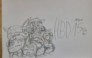 妹の誕生日② - ひーくん