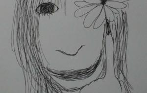 見てよ花だよ - 時計