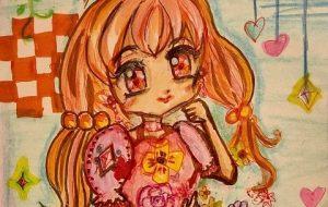 ご機嫌な少女 - yukine
