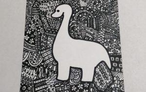 恐竜 - 小夏