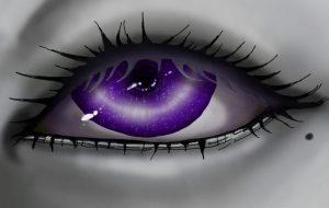紫 - キナコモチコ