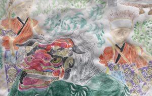 獅子舞い - YOSHIMI