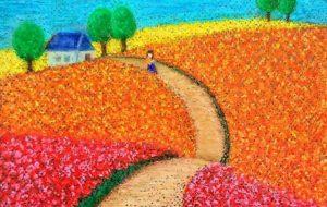 幸せの咲く丘 - 木花