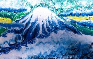 富士山 - 江田国雄