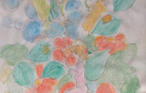 花の癒 - merci beaucoup