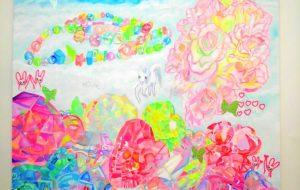 宝の山のユートピアの幻想 - fantastic  苺花
