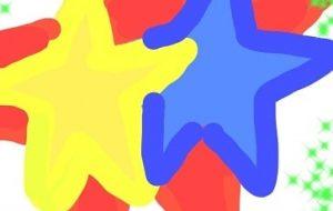信号機星と小さな星たち - トゥー・A・ルルカ