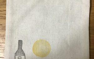 日本酒飲んでお月見 - 角+