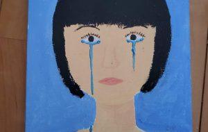 泣く女性 - haRumi/.