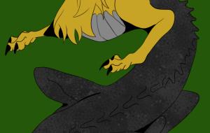 狐竜 - 三日月