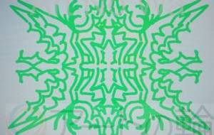 王道緑み紋章 - 池田 旬
