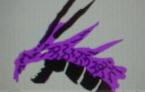 紫高貴系ドラゴン - 池田 旬