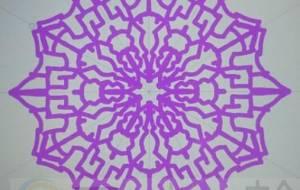 紫結晶マーク - 池田 旬