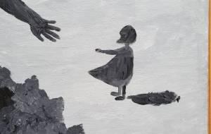 闇の手に招かれる少女 - haRumi/.