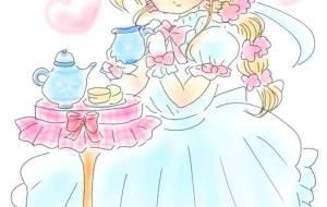 お茶の時間 - merci beaucoup