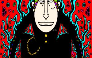 うんこ座り 阿修羅神世界創造型 - 神徳竜輝