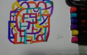 Colorful遊具。 - ジル