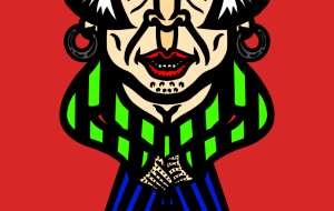僕なりの、コシノジュンコ様 - 神徳竜輝