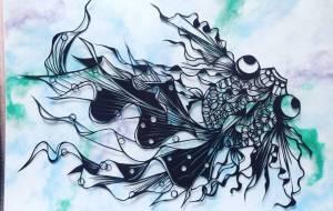 ベビードール金魚 b - jun