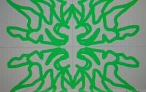 緑蛸マーク - 池田 旬