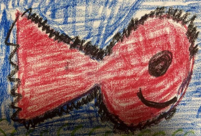 深海魚レットバラ