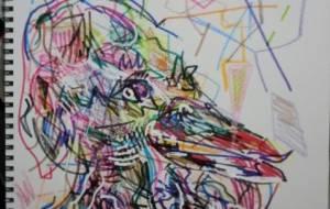 図工のとり - 杉山悟
