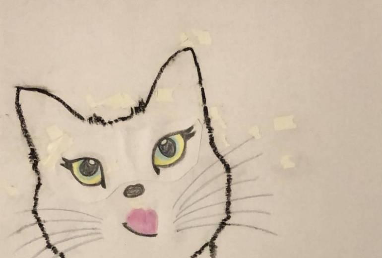 保護猫にゃ〜さん 〜ペローニャ姫〜
