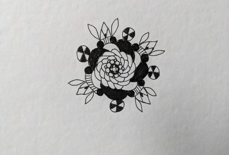おめでたき花