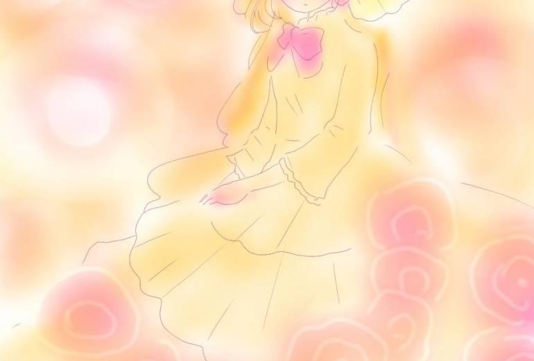 バラのお姫様