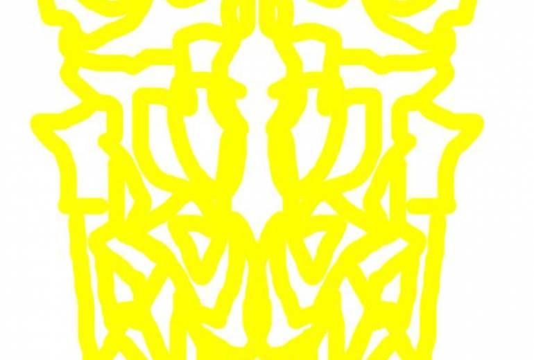 マウス黄黄マーク