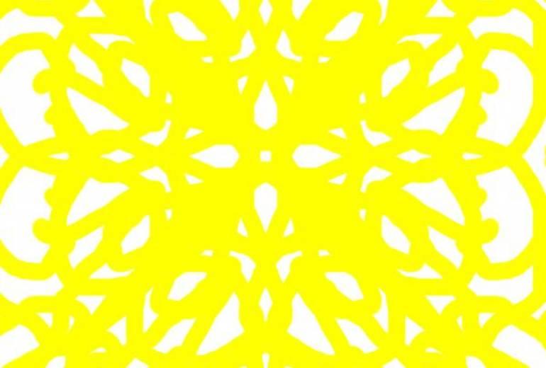 マウス黄黄結晶