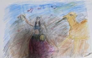 ゆめ 砂漠で踊りたい - Ayamineter