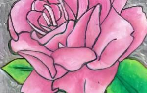 薔薇 1 - 阿部貴志